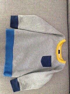 Gap boys sweatshirt age 3