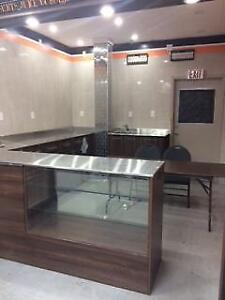 OFFICE AND RETAIL SPACE FOR RENT INSIDE BUSY PLAZA .....