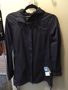 columbia rain jacket/coat