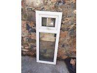 UPVC Small Double Glazed Window - used