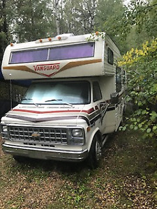1981 Vangaurd Motor Home - Excellent condition $4800 only