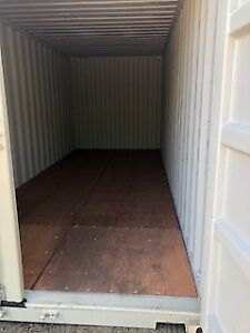 Storage Solutions - New and Used Shipping Containers