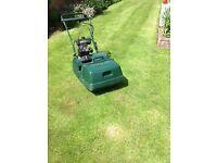 ATCO Balmoral 17 SE Petrol Lawn Mower with key start