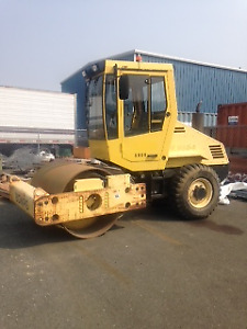 Bomag 145D Smooth Drum Packer, $35,000.00