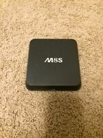 Android TV box M8S+ Apple TV replacement - free movies & TV!