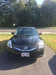 2010 Nissan Altima 2.5L SL Sedan