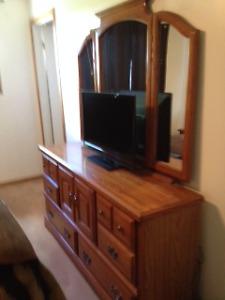 oak bedroom set