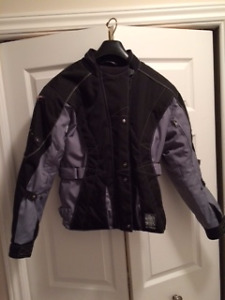 Teknic mesh motorcycle jacket