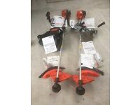 ECHO PETROL STRIMMERS/BRUSHCUTTERS IN VGC READY FOR SOME WORK.