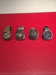 Older Style Watches