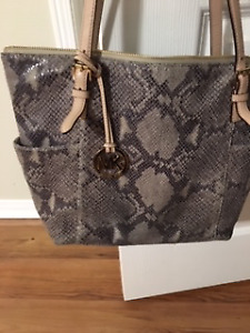 Genuine Michael Kors purse and Coach wallet
