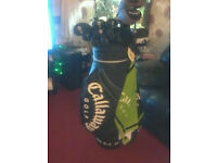 CALLOWAY GOLF CLUBS