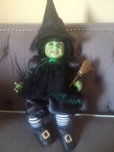 ADORA WIZARD OF OZ WICKED WITCH