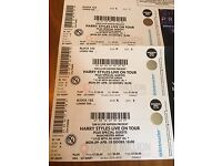 HARRY STYLES TICKETS MANCHESTER X 3