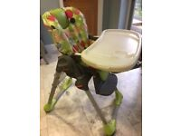 High Chair - Chicco, adjustable