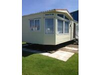 3 bedroom 8 berth caravan to let Kingfsher Ingodlmels