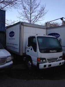 2001 Isuzu Cab Over - 2 Units