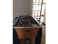 Sports craft Professional Football Table - ideal for games room or den