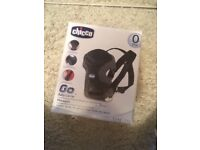 Chicco Go Baby Carrier - Black