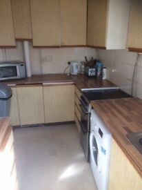 Double bedroom to let in a shared house, and back garden suitable for a professional