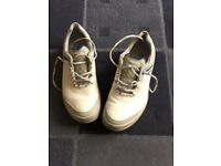 Ecco cage golf shoes uk 8 extra wide