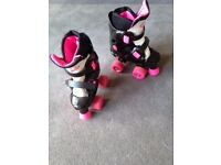 Girl's roller blades: Size 12-1