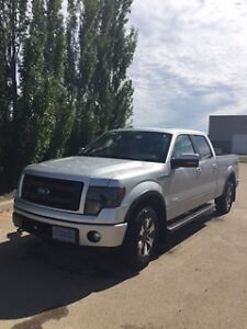 2013 Ford F-150 SuperCrew FX4 Pickup Truck