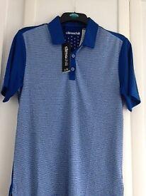 Men's Adidas Climachill Golf Shirt