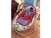 Mamas and papas bouncer chair