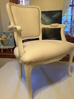 FRENCH SHABBY CHIC CHAIR