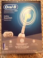 ORAL B ORTHO ESSENTIALS TOOTHBRUSH NEW