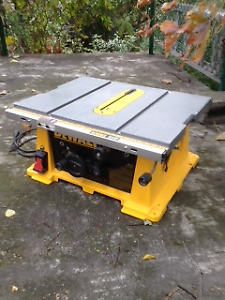 dewalt table saw