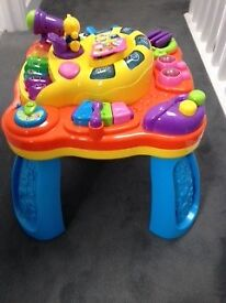 Baby Music Table