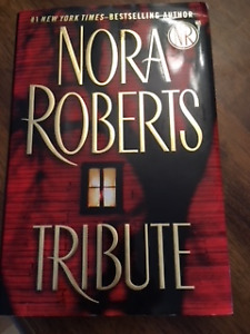 Nora Roberts Book - Tribute