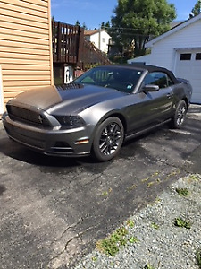 2014 Mustang Club of America Ltd Edition Mustang Convertible