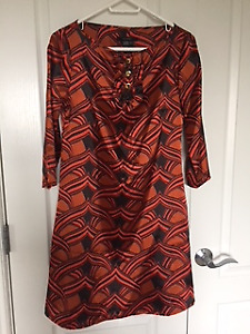 ZARA Basic Womens Sheath Dress - Coloured - Size M