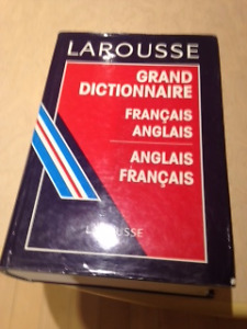 LAROUSSE GRAND DICTIONARY FOR SALE
