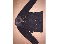 Girls classic Barbour Jacket - size 6/7 - small.