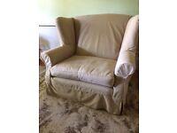 Habitat snuggle sofa