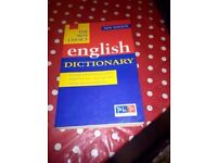 The New Choice - English Dictionary - Peter Haddock Limited - Paperback