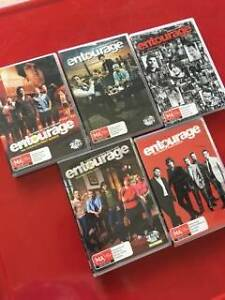 Season 1-4 of enterouge 5 DVD box set Summer Hill Ashfield Area Preview