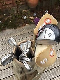 Ladies Golf Clubs - RAM Full Set - other items included, bag, trolley etc.,