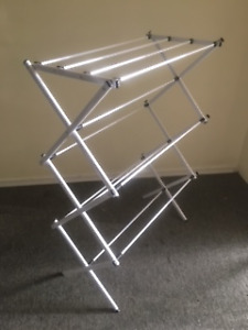 IRONING BOARDS/ IRONS/ CLOTHES RACK/ LAUNDRY HAMPER All in VERY