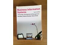 Business Information Systems 4th Edition (Technology, Development & Management)
