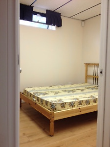 All inclusive, furnished basement room for rent in Redwater
