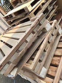 Free wood / pallets