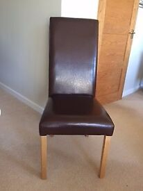 Set of 4 x Dining Chairs