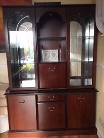 Display Cabinet -Morris Brothers
