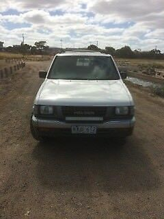 1995 Holden rodeo twin cab ute Geelong Geelong City Preview