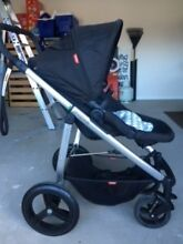 Phil & Teds Smart Lux Stroller/Pram Stanhope Gardens Blacktown Area Preview